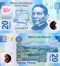 MESSICO - Mexico 20 pesos 2012 Serie T FDS - UNC