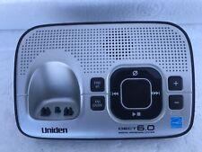 UNIDEN D1680-4  d1680   1.9GHz DIGITAL CORDLESS PHONE BASE ONLY  FOR DCX160
