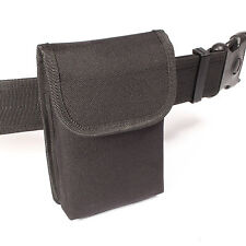 PT2 Protec Police Belt Pouch For Duty Notebook