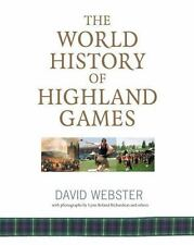 World History of Highland Games (Paperback or Softback)