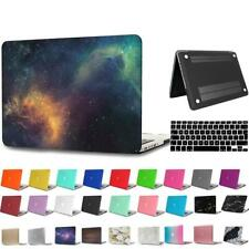"Rubberized Case Cover with Keyboard Skin for MacBook PRO 13""  A1278 / 15""  A1286"