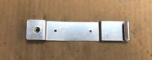 LICENSE PLATE BRACKET for JAGUAR VANDEN PLAS XJ12 XJ6 XJR XK XKR XR831075 OE NOS