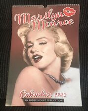Marilyn Monroe Calendar 2013