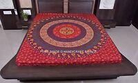 Indische Baumwolle Mandala Hippie Wandbehang Bohemian Tagesdecke Bettdecke