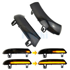 For VW Golf 5 Jt MK5 Passat B6 Dynamic Sequential LED Turn Signal Light Mirror
