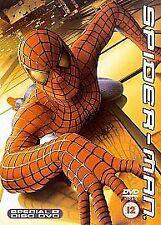 Spider-Man (DVD, 2002, 2-Disc Set)