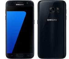 Téléphones mobiles noirs Samsung Galaxy S7 3G