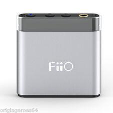 FiiO A1 Portable Headphone Amplifier-Upgraded Model of FiiO E06 -used