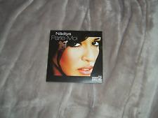 NADIYA cd single  Parle-moi
