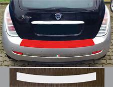 Pellicola Protezione Vernice Paraurti Trasparente Lancia Y Ypsilon, 2003 - 2011