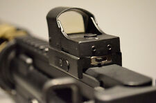 Mini Micro Red & Green DOT Open Reflex Compact Holographic Sight 4 MOA Max