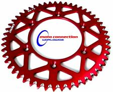 HONDA CRF 250/450    04-16   48 TEETH  RFX CNC PRO SERIES REAR SPROCKET RED