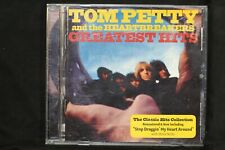 Tom Petty And The Heartbreakers – Greatest Hits  - CD   (C818)