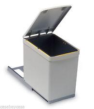 PATTUMIERA 1 secchio 16L per mobile sottolavello apertura automatica coperchio ì