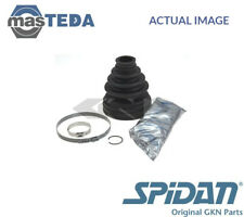 SPIDAN TRANSMISSION END FRONT RIGHT LEFT CV JOINT BOOT KIT 22280 I NEW