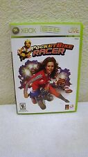 2006 Xbox - Pocketbike Racer Rated E for Everyone Video Game