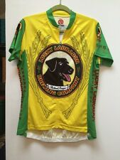 54. Micro Beer Jerseys MBJ Lucky Labrador Brewing Co. Cycling Jersey Women's XL