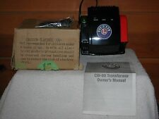 Lionel Trains CW-80 Transformer