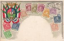 Souvenir Transvaal embossed stamp unused old pc