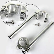 CNC demi Guidon Bracelet 52mm Pr Suzuki TL1000S 97 01 GSXR1100 91 92 93 94 Neuf