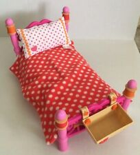 LALALOOPSY Full Size Doll BED