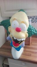 Simpson's Krusty the Clown Fancy Dress Costume