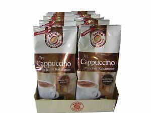 5 x Satro Cappuccino mit feiner Kakaonote 500 g MHD 05/ 22