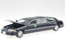 Lincoln Town Car 2000 schwarz Modellauto 36311 Vitesse 1:43