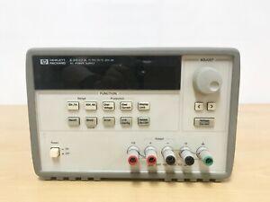 Agilent HP E3632A DC Power Supply 0-15V, 7A / 0-30V, 4A (OPT : 0E3)