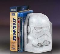 Star Wars Stormtrooper STONEWORKS Faux Marble Bookends* IN STOCK* FREE US SHIP*