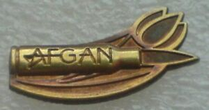 AFGAN USSR Soviet - Afghanistan War Conflict Russian Pin badge