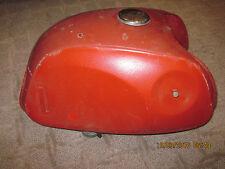 1960-63 Honda Dream CA77 305 Fuel Gas Petrol Tank Turtle Back