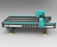 CNC metal plasma cutting machine aluminum composite panel cutting machine