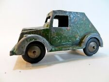 """Kemlow """"Armoured Field voiture"""" militaire/armée. BON. Complet, original. RARE."""