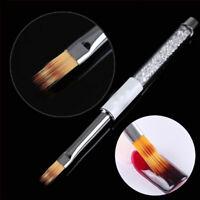 Nail Art Pen Nylonhaar (Nylonhaar) Ombre Pinsel Maniküre des Gradienten