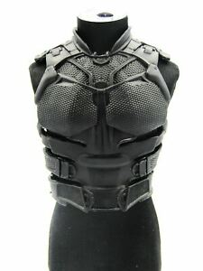 1/6 Scale Toy Custom - X-Men Days Of Future Past - Black Body Armor Vest