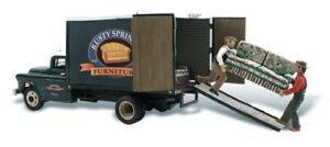 New Woodland HO Scale Springs Furniture Rusty AS5545