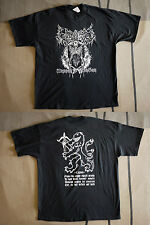 "The Legion official T-shirt ""Monster"" black (XL) NEW"