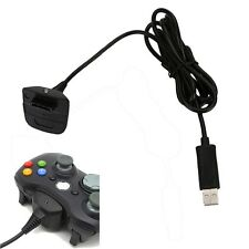 1.5m Charger Lead Cable for Microsoft Xbox 360 Wireless Controller Gamepad UK