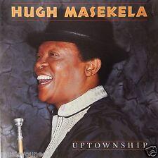 Hugh Masekela - Uptownship (CD 1989 Novus) VG++ 9/10
