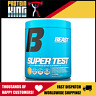BEAST SUPER TEST 387G ICED-T TESTOSTERONE BOOSTER POWDER SUPERTEST BPI TESTOMAX