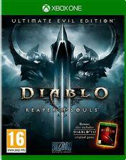 Diablo III 3 Reaper of Souls Ultimate Evil Edition (Microsoft Xbox One)
