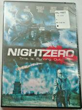 NightZero DVD Vincent Bombara Dawnelle Jewell Eric Swader Kat Maloney Free Ship