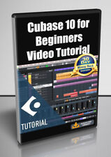 Cubase 10 for Beginners Video Tutorial  - Digital Download