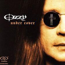 OZZY OSBOURNE-UNDER COVER*DUAL DISC CD/DVD*BLACK SABBATH*ROCKY FIRE SYMPATHY