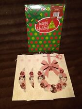 Set of Gift Boxes and Gift Bags Set of 6