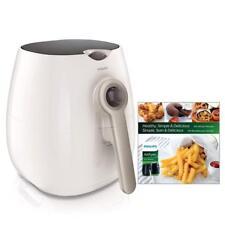 Philips Airfryer 2.75Q w/ Bonus 150+ Recipe Cookbook White HD9220/58   -28
