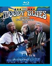 The Moody Blues: Days Of Future Passed Live [Blu-ray] [Region A B C] [DVD]
