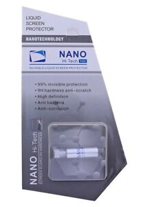 Displayschutz Nano Liquid Screen Protector Flüssiger Displayschutz Display flüss