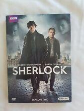 Sherlock - Season 2 DVD